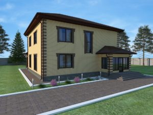 Дом на 380 м2