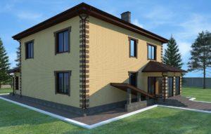 Дом 380 м2