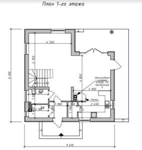 Дом на 117 м2