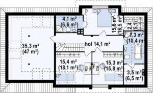 Дом на 214 м2