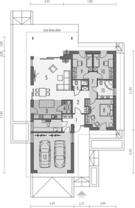 Дом на 94 м2